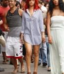 Rihanna NYC 4