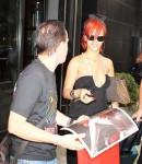 Rihanna ny