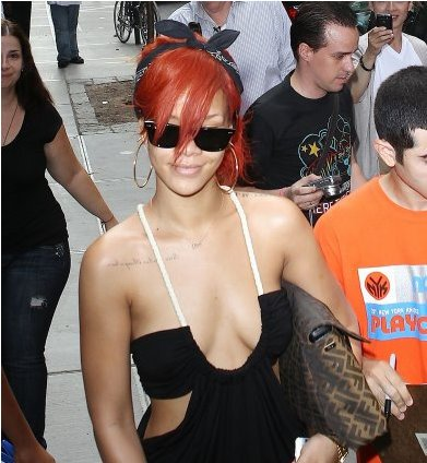 Rihanna new york 2011
