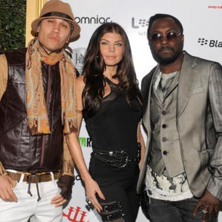 The Black Eyed Peas 2011