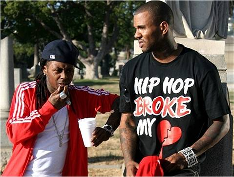 lil wayne and game