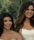 Courtney & Kloe Kardashian