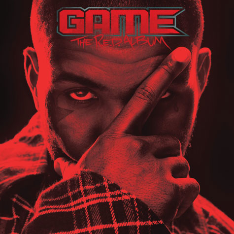Game R.E.D. Album Cover