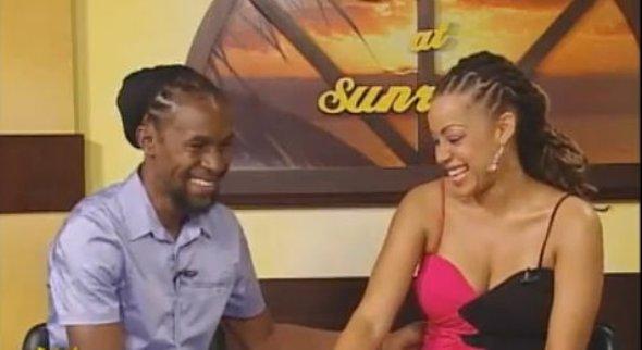 Jah Cure And Kamila McDonald Interview