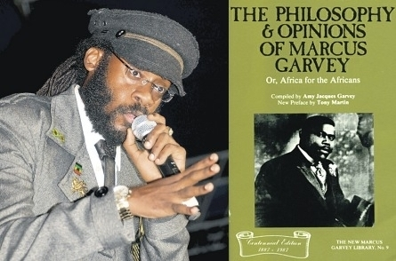 Tarrus Riley Marcus Garvey Award