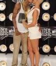 WIZ KHALIFA AND AMBER ROSE MTV VMA