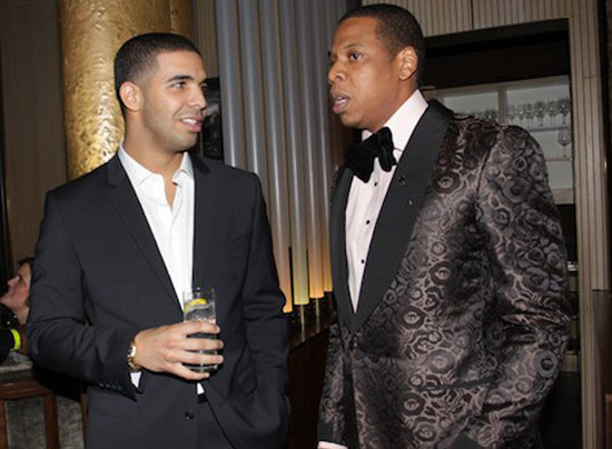 Drake Stays Clear Of Lil Wayne Beef With Jay-Z