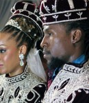 jah cure and kamila wedding 2