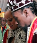 jah cure and kamila wedding 3