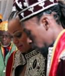 jah cure and kamila wedding 3
