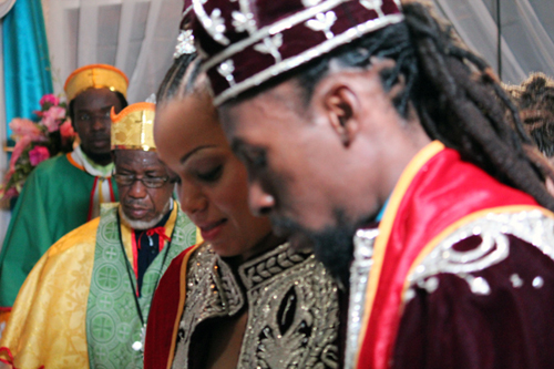 Rev Father Malakot Dobson Says He Legally Married Jah Cure And Kamila
