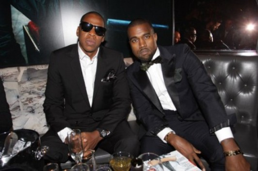"Jay-Z & Kanye West ""Watch The Throne"" Debuts At No. 1 With 436K In First Week"