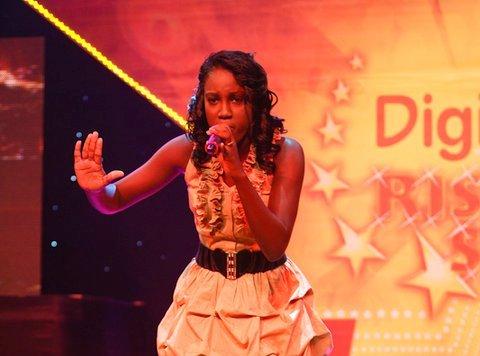 Chantel 'Tash' Lamont Wins 2011 Digicel Rising Stars [Video]