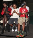 LAURYN HILL AND KIDS 2011