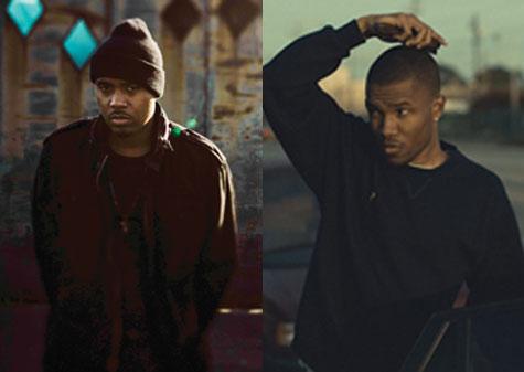 """Nas Praises Frank Ocean Among """"Garbage Pail Kids"""""""