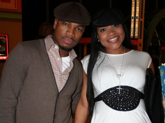Ne-Yo and wife Monyetta