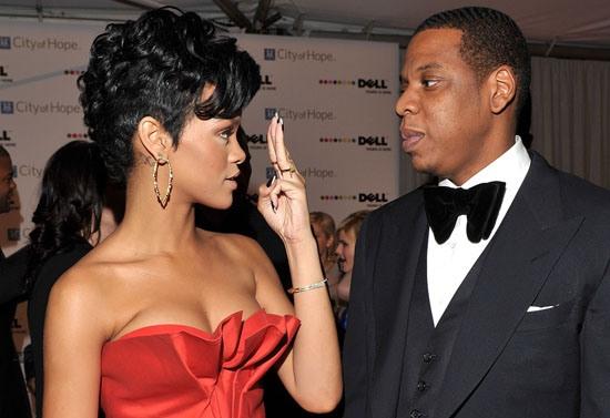 Rumor: Rihanna Fired Jay-Z As Her Manager