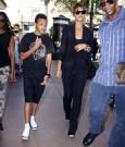 Rihanna and brother rajad