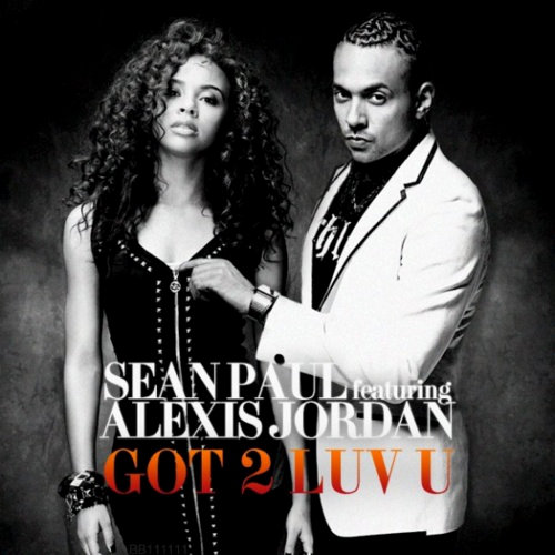 Sean paul alexis jordan got 2 luv u