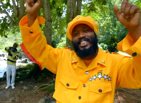 New Video: Warrior King – Jah Is The Only One