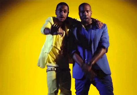 New Video: Big Sean Ft. Kanye West – Marvin & Chardonnay