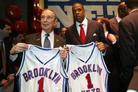 Jay-Z Announces Brooklyn Nets NBA Team & Arena Concert Series [VIDEO]