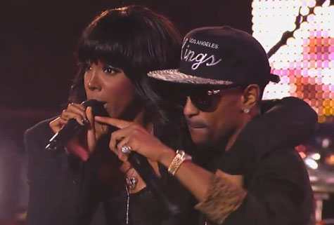 kelly rowland big sean