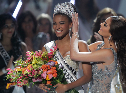 Miss Angola Leila Lopes Crowned Miss Universe 2011 [Photo]