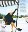 nicki minaj glamour mag 2012 1