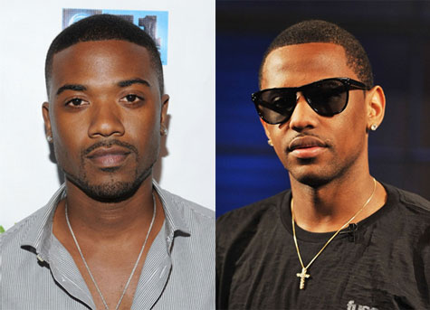 Video: Ray J Gets Dragged Out By Cops After Fabolous Fight