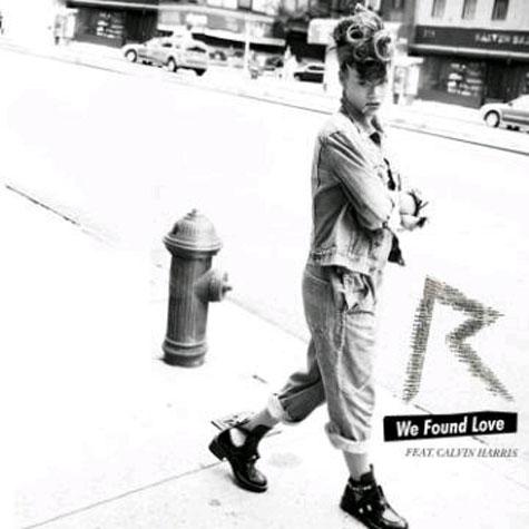 Rihanna We Found Love Cover & Lyrics Revealed