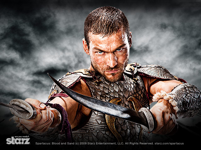 """Spartacus"" Actor Andy Whitfield Dead At Age 39"
