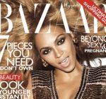 Beyonce Harpers Bazaar