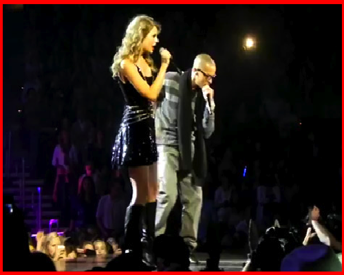 T.I. And Taylor Swift Performs 'Live Your Life' Live [Video]