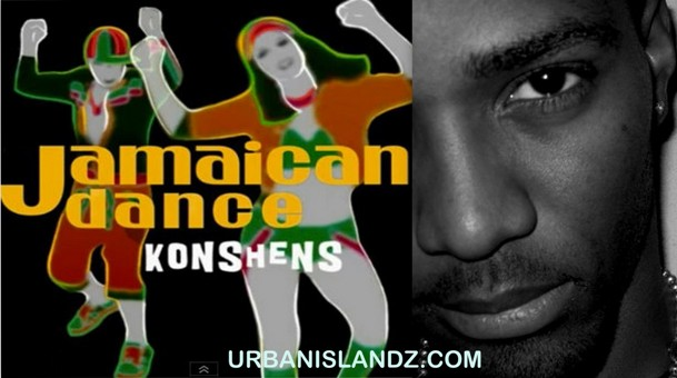 "Konshens, Elephant Man ""Jamaican Dance"" Featured On Just Dance 3 [Audio]"