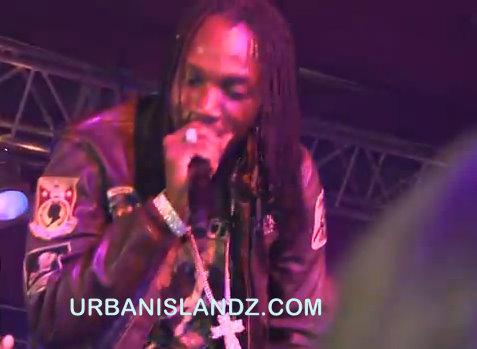 Mavado Shelling Down Atlanta On Tour Stop [Video]