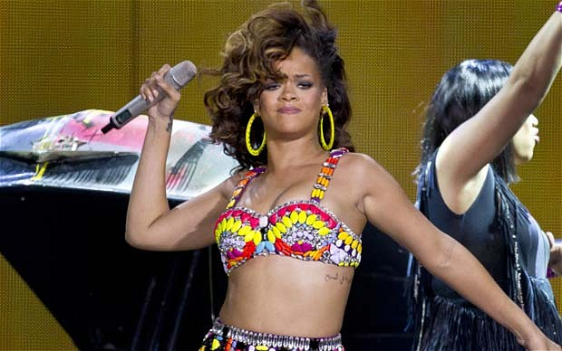 Rihanna The New Queen Of Pop, Breaks Madonna's Top 10 Chart Record