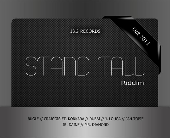 Stand Tall Riddim Preview [Video]
