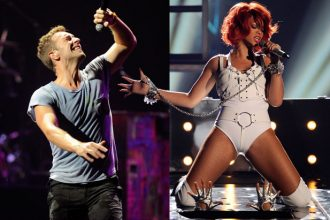 Rihanna To Perform With Coldplay At The Grammys