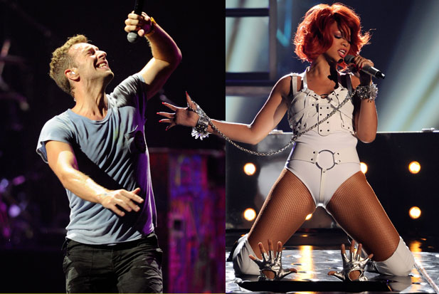 "Coldplay Covers Rihanna ""We Found Love"" Single [Video]"