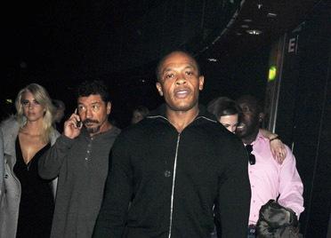 Dr. Dre Launch HTC Sensation XL Beats Audio In London [Photo]
