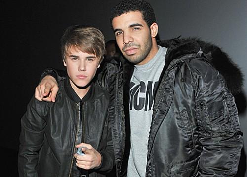 """Justin Bieber Enlist Drake & Kanye West For New Album """"Believe"""""""