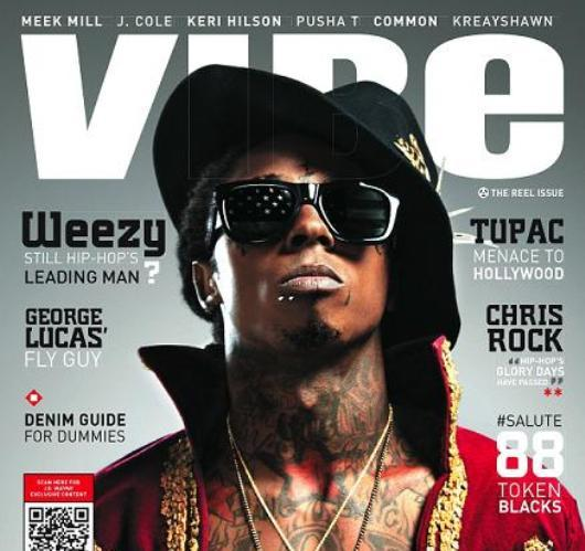 Lil Wayne Covers Vibe, Revisits Beef With Jay-Z