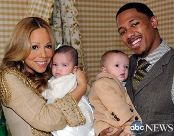 Mariah Carey And Nick Cannon Introduce Their Twins To The World [Photo]