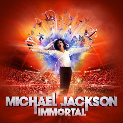 michael jackson immortal cover