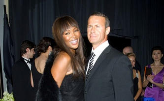 Naomi Campbell's Billionaire BF Buys Her A Eye Shape House On Cleopatra Island [Photo]