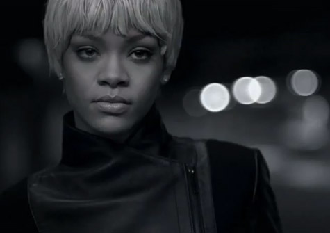 Video: Rihanna Steamy Armani Jeans Commercial