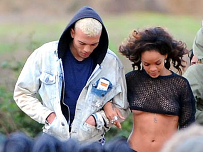 "Behind The Scenes of Rihanna ""We Found Love"" [Video]"