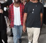 russel simmons kanye west