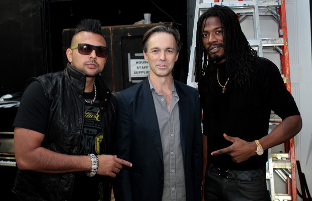 Sean Paul, Gyptian Performed At Rockhouse Benefit Concert [Video/Photo]
